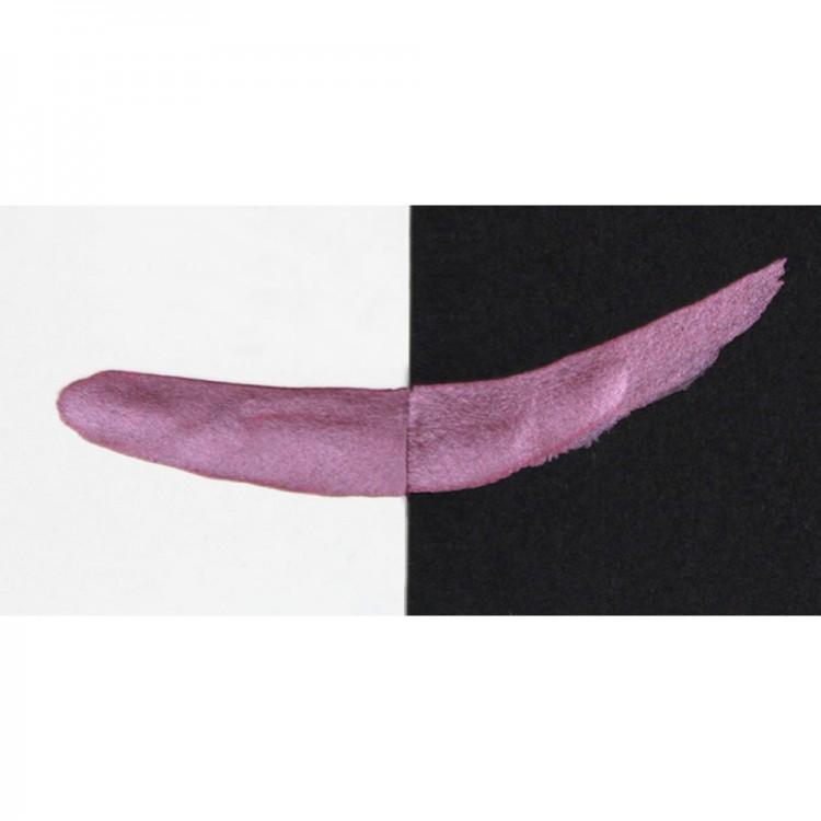 Finetec : Coliro : Pearlcolors : Mica Watercolour Paint : 30mm Refill : Blackberry M016