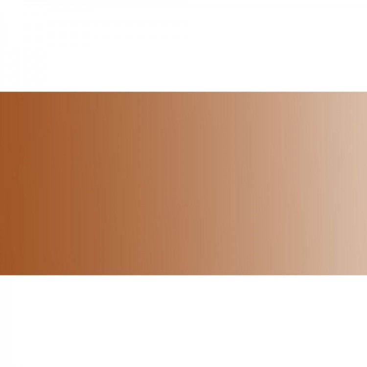 Daler Rowney : Artists' Watercolour Paint : 5ml : Burnt Sienna