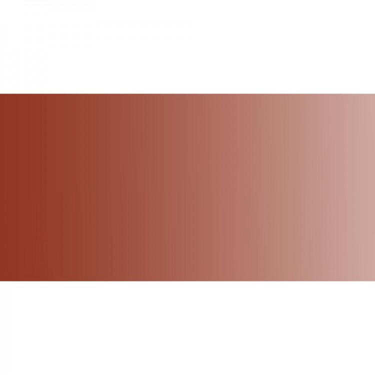 Daler Rowney : Artists' Watercolour Paint : Half Pan : Transparent Red Brown