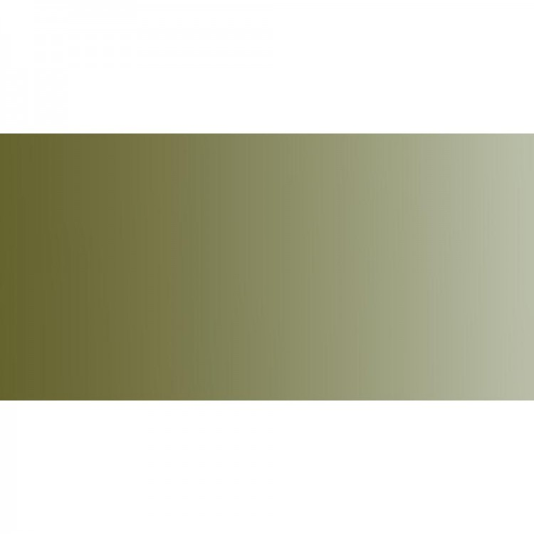 Daler Rowney : Artists' Watercolour Paint : Half Pan : Olive Green