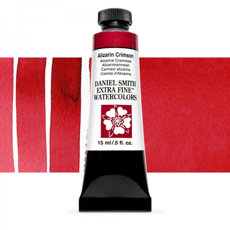 Daniel Smith : Watercolour Paint : 15ml : Alizarin Crimson : Series 1
