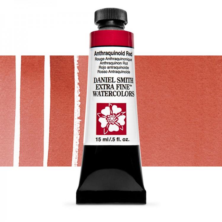 Daniel Smith : Watercolour Paint : 15ml : Anthraquinoid Red : Series 2