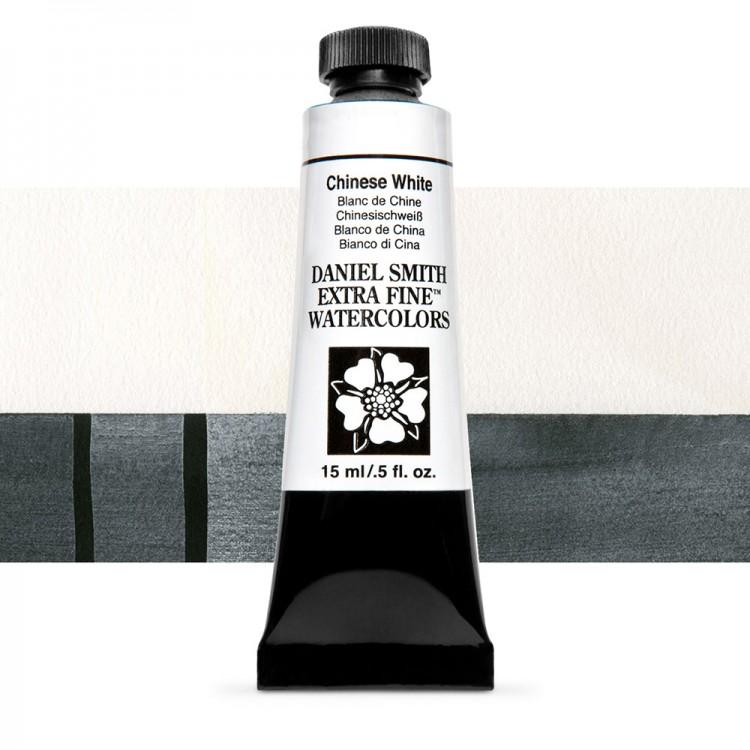 Daniel Smith : Watercolour Paint : 15ml : Chinese White : Series 1
