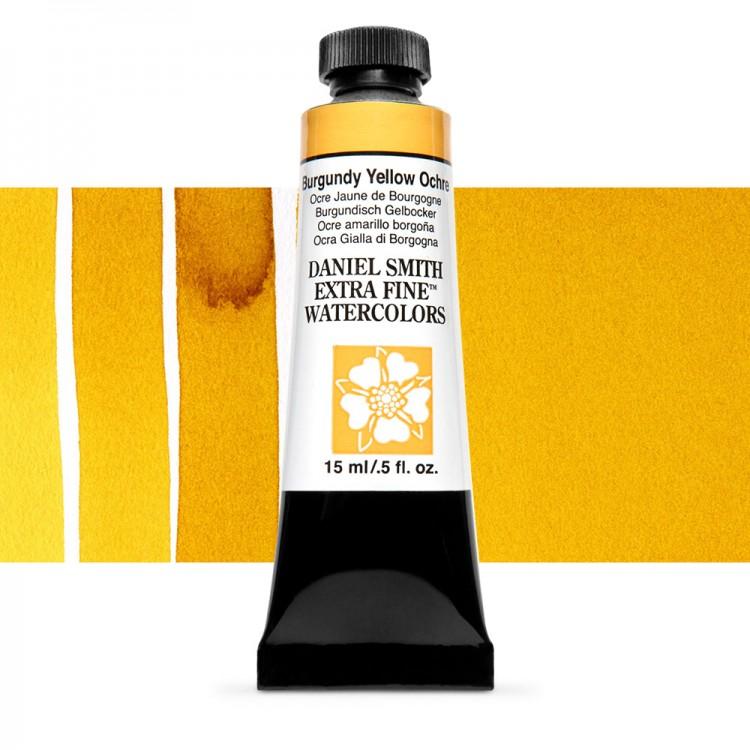 Daniel Smith : Watercolour Paint : 15ml : Burgundy Yellow Ochre : Series 2