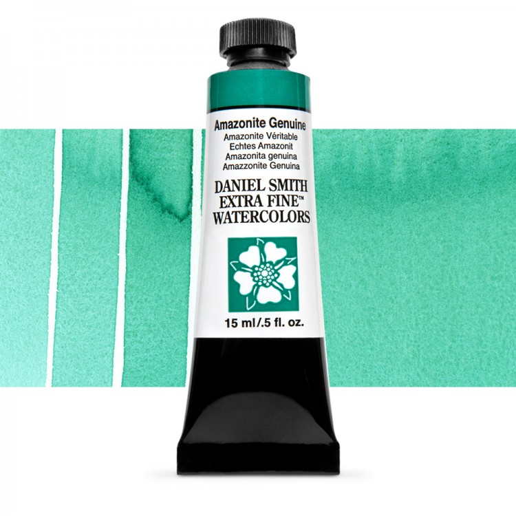 Daniel Smith : Primatek Watercolour Paint : 15ml : Amazonite Genuine: b Series 2