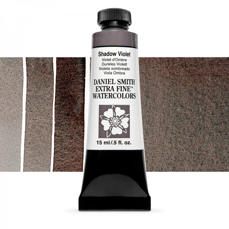 Daniel Smith : Watercolour Paint : 15ml : Shadow Violet : Series 2
