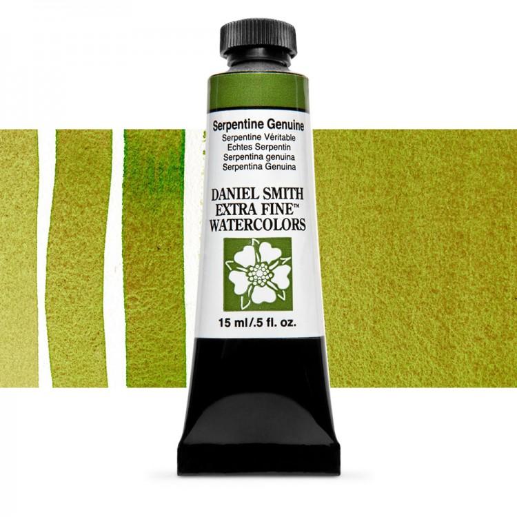 Daniel Smith : Watercolour Paint : 15ml : Serpentine Genuine : b Series 4