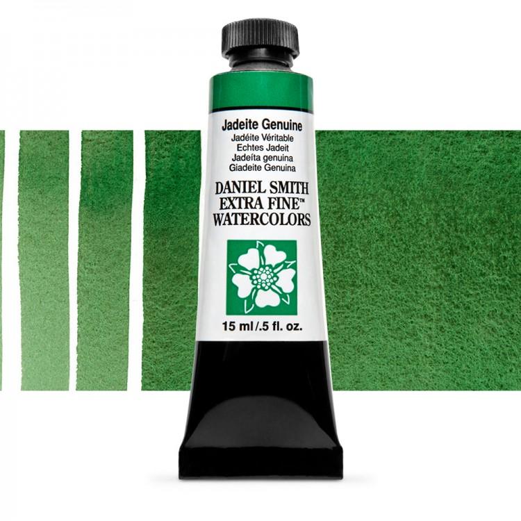 Daniel Smith : Watercolour Paint : 15ml : Jadeite Genuine : b Series 4