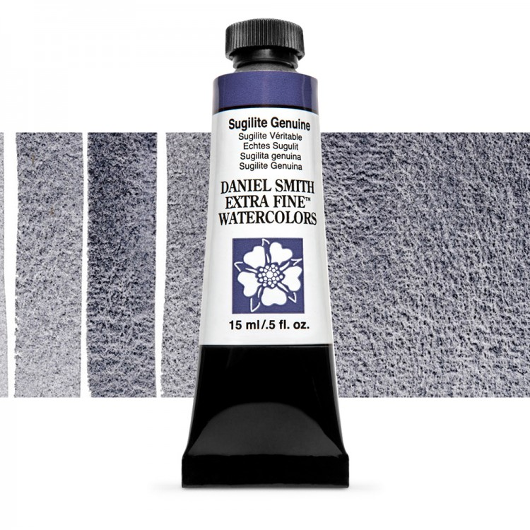 Daniel Smith : Watercolour Paint : 15ml : Sugilite Genuine : b Series 3