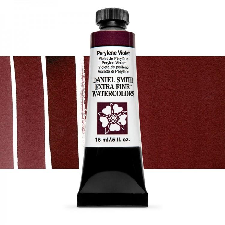 Daniel Smith : Watercolour Paint : 15ml : Perylene Violet : Series 3