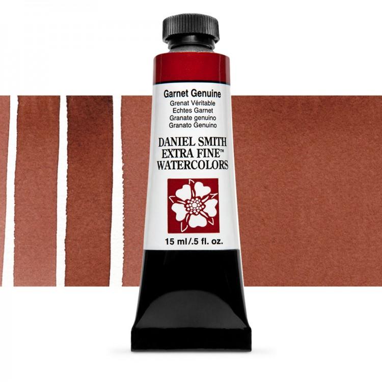 Daniel Smith : Watercolour Paint : 15ml : Garnet Genuine : b Series 4