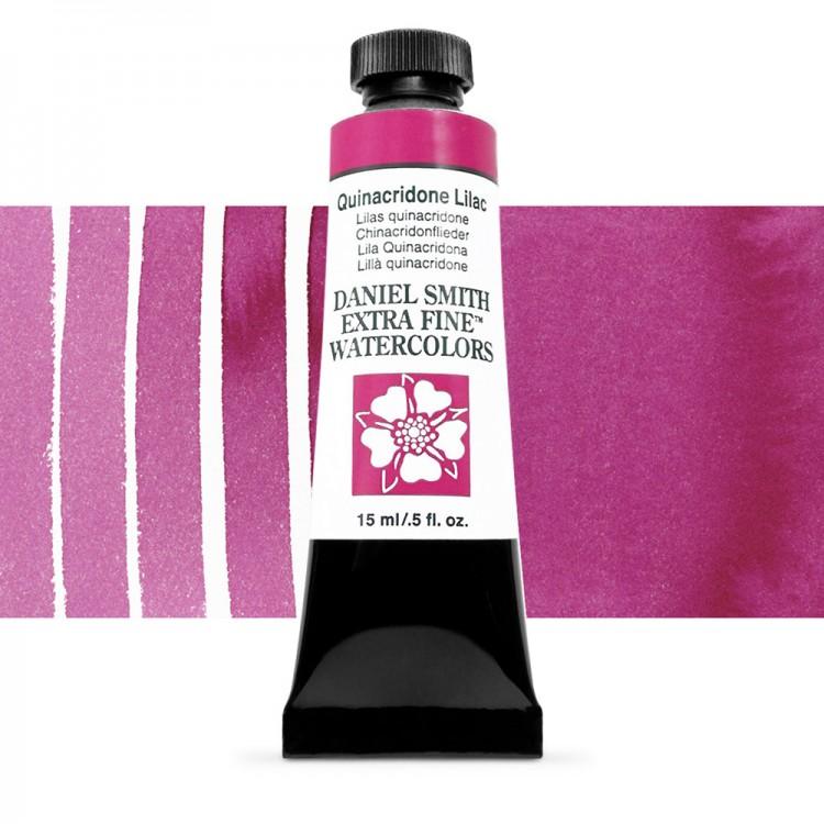 Daniel Smith : Watercolour Paint : 15ml : Quinacridone Lilac : Series 2