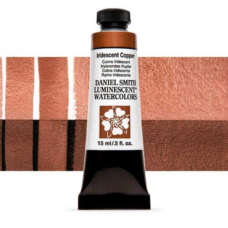 Daniel Smith : Watercolour Paint : 15ml : Iridescent Copper : u Series 1
