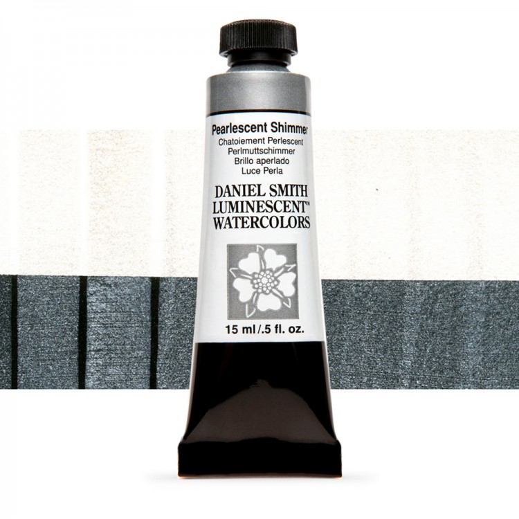 Daniel Smith : Watercolour Paint : 15ml : Pearlescent Shimmer : u Series 1