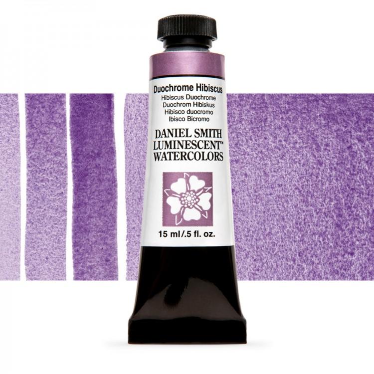 Daniel Smith : Watercolour Paint : 15ml : Duochrome Hibiscus : u Series 1