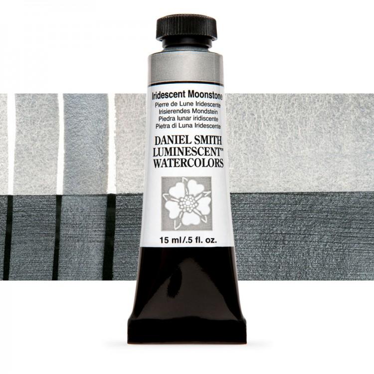 Daniel Smith : Watercolour Paint : 15ml : Iridescent Moonstone : u Series 1