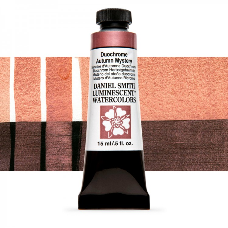 Daniel Smith : Watercolour Paint : 15ml : Duochrome Autumn Mystery : u Series 1