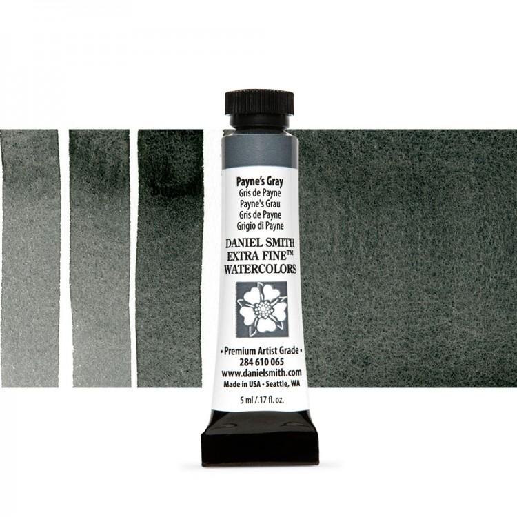 Daniel Smith : Watercolour Paint : 5ml : Payne's Gray