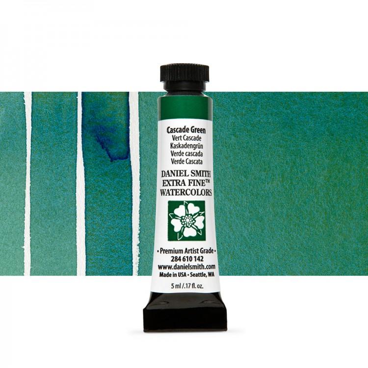 Daniel Smith : Watercolour Paint : 5ml : Cascade Green