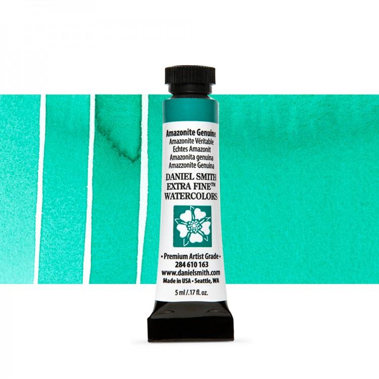 Daniel Smith : Primatek Watercolour Paint : 5ml : Amazonite Genuine