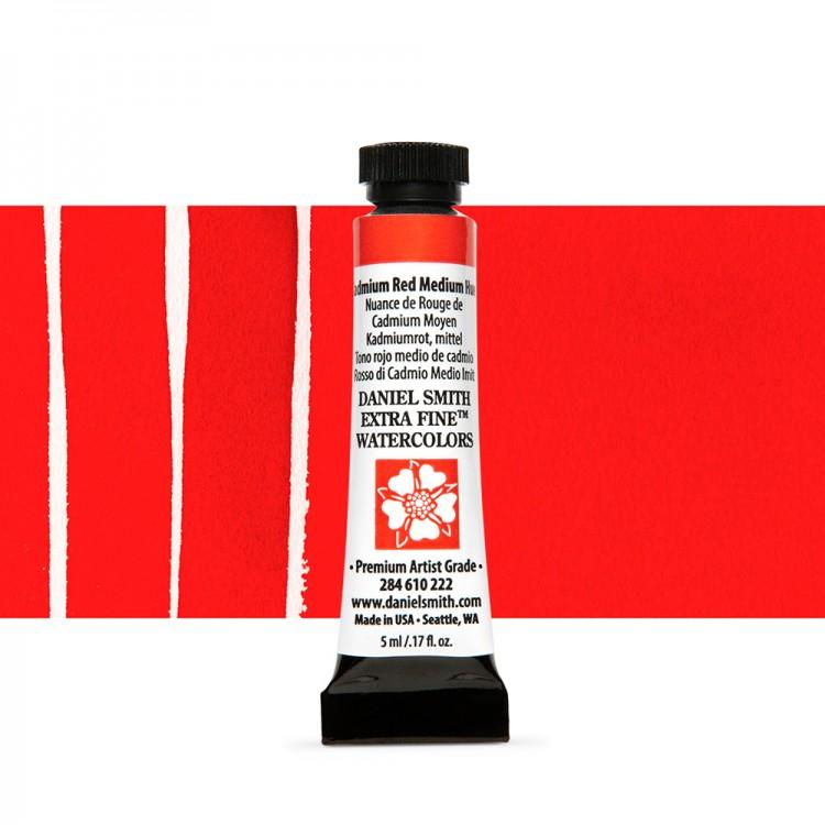 Daniel Smith : Watercolour Paint : 5ml : Cadmium Red Medium Hue
