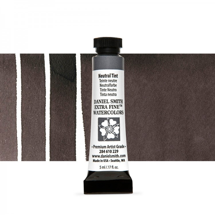 Daniel Smith : Watercolour Paint : 5ml : Neutral Tint