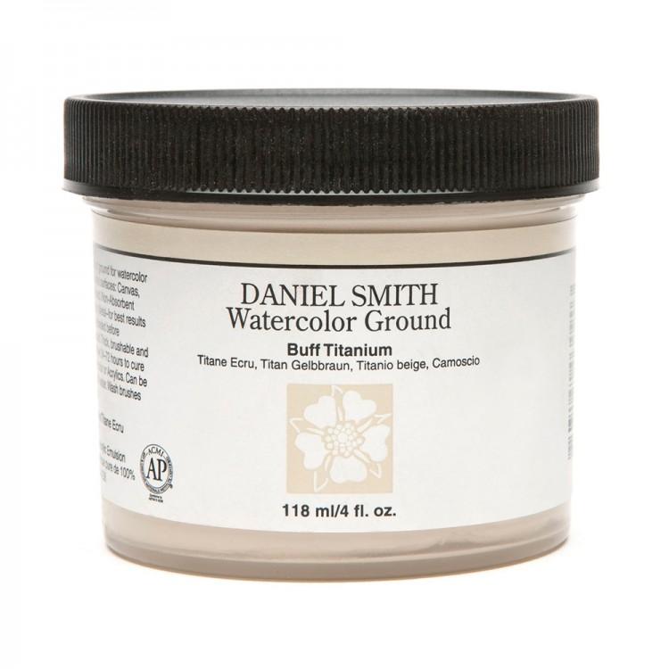 Daniel Smith : Watercolour Paint Ground : 118ml (4oz) : Buff Titanium