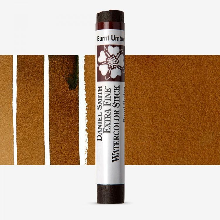 Daniel Smith : Watercolour Paint Sticks : Burnt Umber