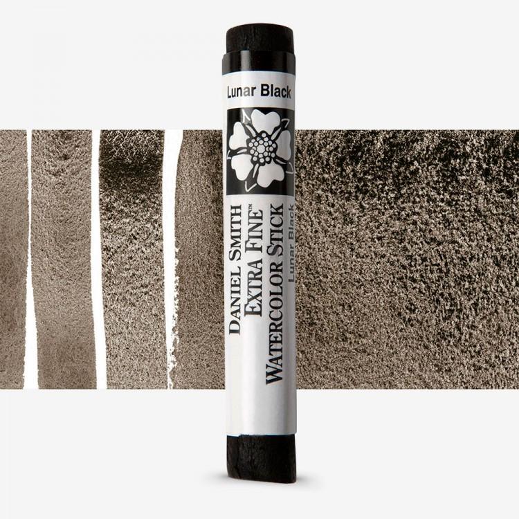 Daniel Smith : Watercolour Paint Sticks : Lunar Black