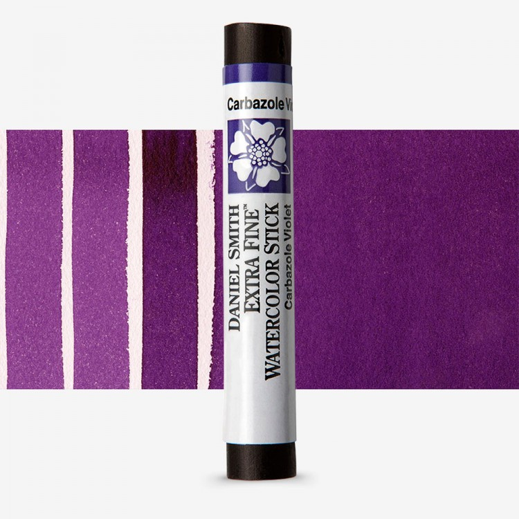Daniel Smith : Watercolour Paint Sticks : Carbazole Violet