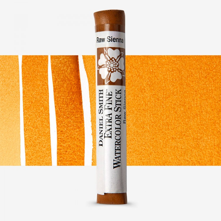 Daniel Smith : Watercolour Paint Sticks : Raw Sienna