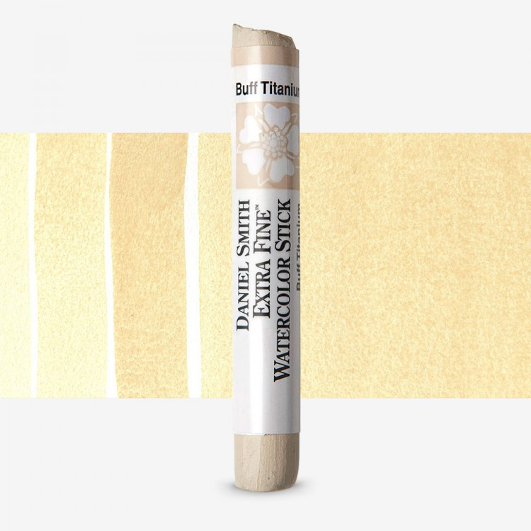 Daniel Smith : Watercolour Paint Sticks : Buff Titanium