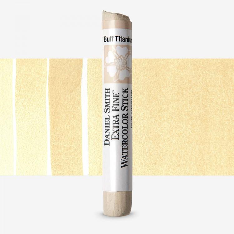 Daniel Smith : Watercolour Paint Sticks : Buff Titanium