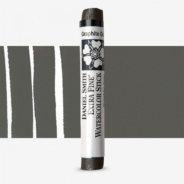 Daniel Smith : Watercolour Paint Sticks : Graphite Gray