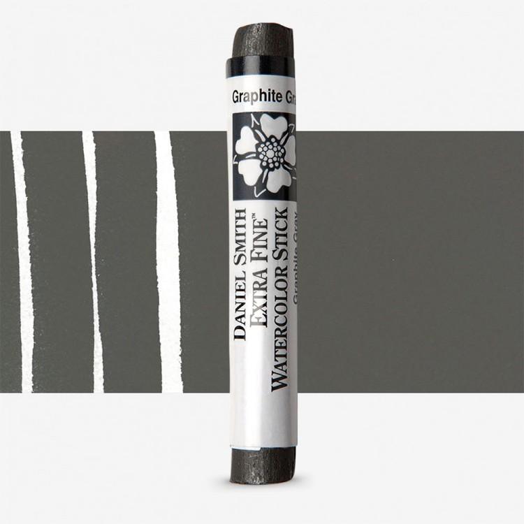 Daniel Smith : Watercolour Paint Sticks : Graphite Gray