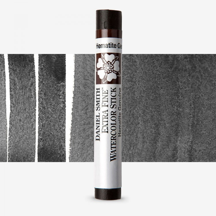 Daniel Smith : Watercolour Paint Stick : Hematitie Genuine