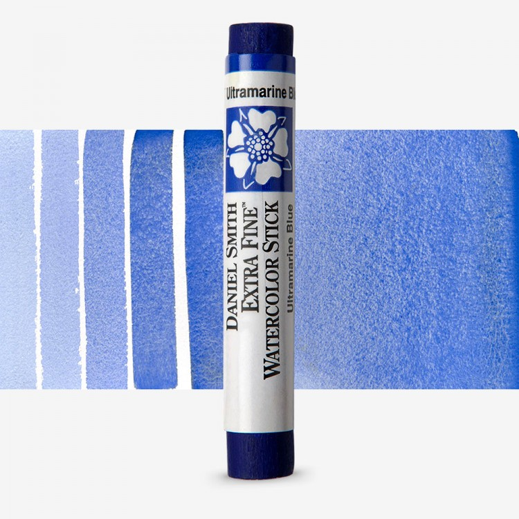 Daniel Smith : Watercolour Paint Stick : Ultramarine Blue