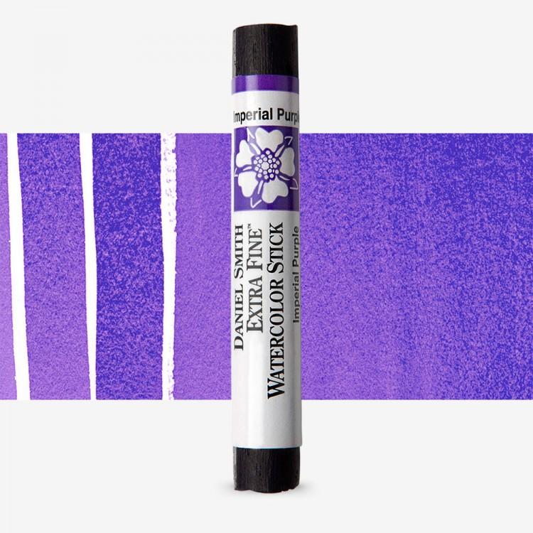 Daniel Smith : Watercolour Paint Stick : Imperial Purple