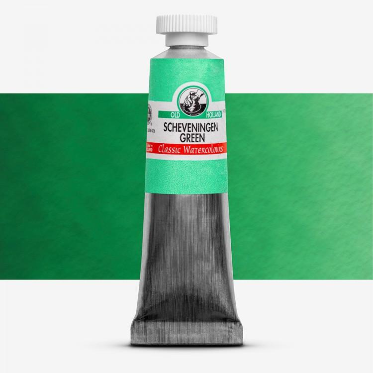 Old Holland : Watercolour 18ml Scheveningen Green