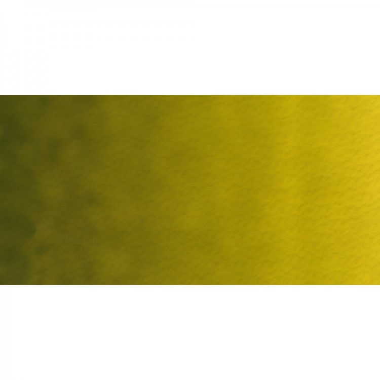 Old Holland : Watercolour Paint : 6ml : Old Holland : Golden Green Deep
