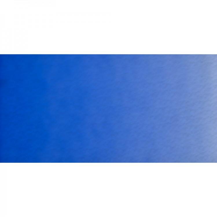 Old Holland : Watercolour Paint : Half Pan : Ultramarine Blue Deep
