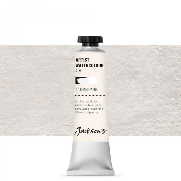 Jackson's : Artist Watercolour Paint : 21ml : Chinese White