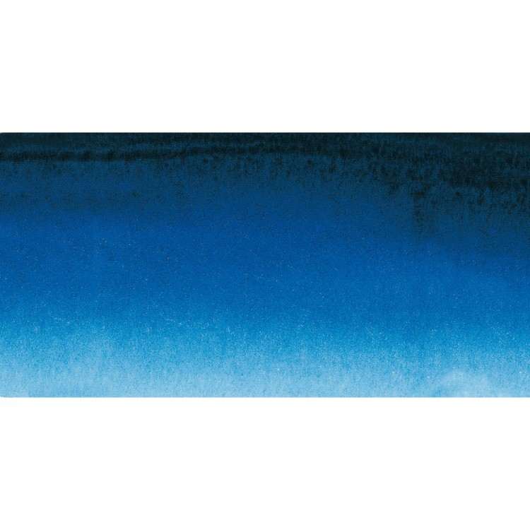 Sennelier : Watercolour Paint : Half Pan : Blue Sennelier