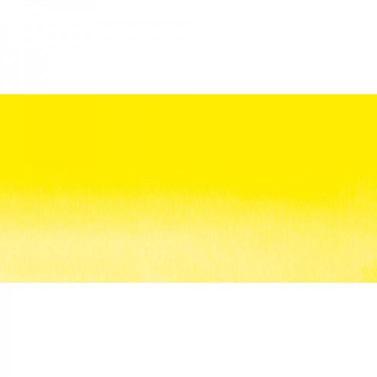 Sennelier : Watercolour Paint : Half Pan : Cadmium Lemon Yellow