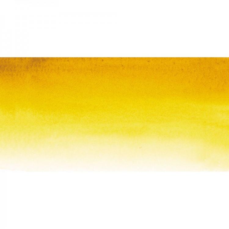 Sennelier : Watercolour Paint : Half Pan : Yellow Lake