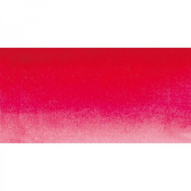 Sennelier : Watercolour Paint : Half Pan : Sennelier Red