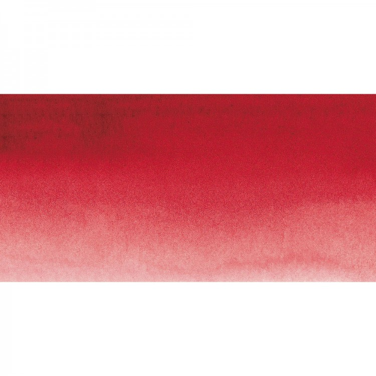 Sennelier : Watercolour Paint : Half Pan : Crimson Lake
