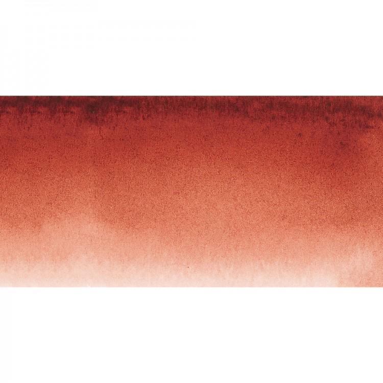 Sennelier : Watercolour Paint : Half Pan : Permanent Alizarin Crimson Deep
