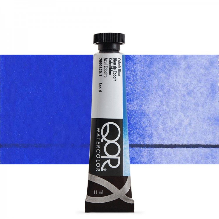Golden QoR : Watercolour Paint : 11ml : Cobalt Blue