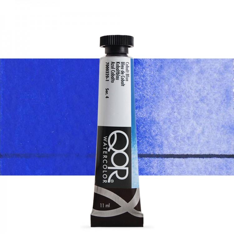 Golden QoR : Watercolour Paint : 11ml : Cobalt Blue